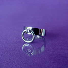SteelStealth - Silver Steel O Ring