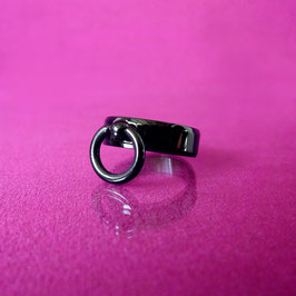 SteelStealth - Black Steel O Ring