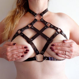 NatNet - Copper Chest Harness