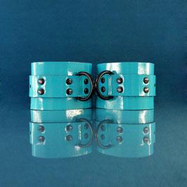 Candy Cuffs - Light Blue