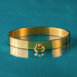 SteelStealth - Gold Steel Bracelet