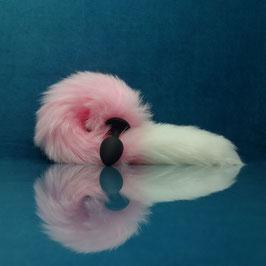 Foxy - Pink / White