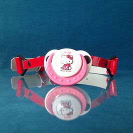 Hello Kitty - Red Pacifier Gag