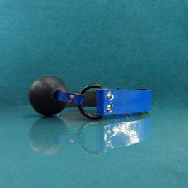 Ball Gag - Glitter - Royal Blue