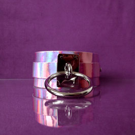 HolO - Pink Hologram Collar