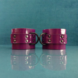Candy Cuffs - Purple
