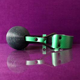 Ball Gag - Glitter - Green