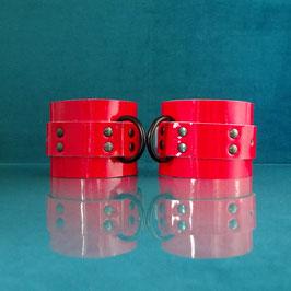 Candy Cuffs - Red