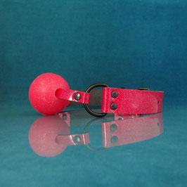 Ball Gag - Glitter - Red