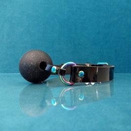Ball Gag - Glitter - Rainbow Ray