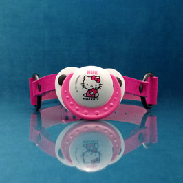 Hello Kitty - Pink Pacifier Gag