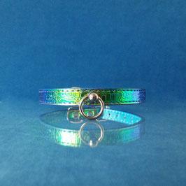 HolO - Blue / Green Hologram Choker