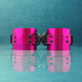 Candy Cuffs - Metallic Purple