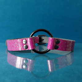 ChOker - Purple Glitter