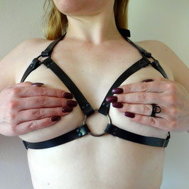 Rubber Bra Harness