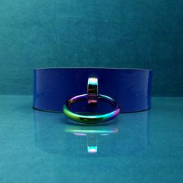 Rainbow Ray - Royal Blue O-Ring Collar