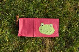 Kreidenset Pink Frosch