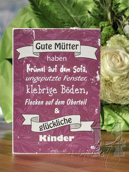 """Shabby Chic Schild - """"Muttertag 3"""""""