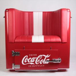 Coca Cola Sessel rot