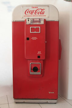 Coca-Cola Automat