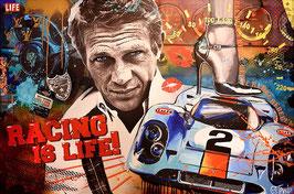 Steve McQueen 917 Porsche