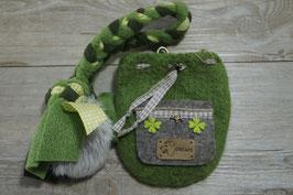 Kombi (Leckerli-Beutel & kleine Hasenkeule)