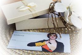 Geschenkgutschein Design B