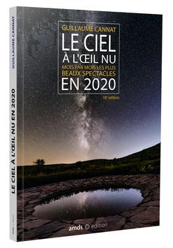 Le Ciel à l'oeil nu en 2020