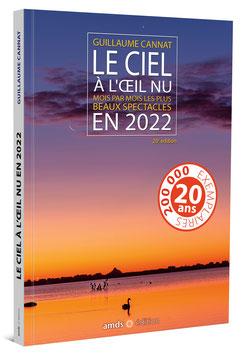 Le Ciel à l'oeil nu en 2022