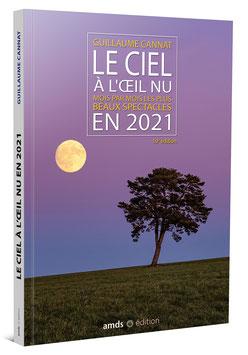 Le Ciel à l'oeil nu en 2021