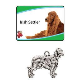 Art:Nr:Art:Nr:8314 Irish Setter Schlüsselanhänger