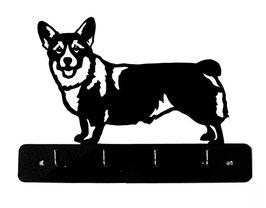 Art:Nr:   I-39-Hübscher Wandaufhänger Welsh Corgi - Pembroke