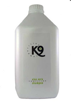 Art:Nr:382-0-2700 K9 COMPETTION aloe vera SHAMPOO 2700ml