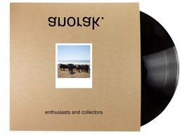 """""""enthusiasts and collectors"""" VINYL LP"""