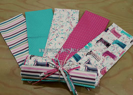 PRIMAVERA LOTE 5 FAT QUARTERS