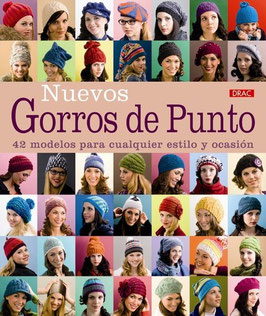 203264 LIBRO NUEVOS GORROS DE PUNTO