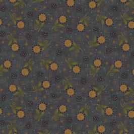 8919-77 MY BACK PORCH GIRASOLES AZUL