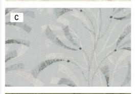 10332S-C  CENTENARY COLLECTION 26 RAMAS DE HOJAS LARGAS AZUL/GRIS