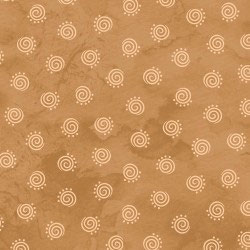 MAS8617-T IN STITCHES ESPIRALES OCRE