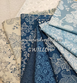WILLOW LOTE 11 FAT QUARTERS