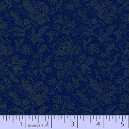 8287-0110  MARCUS PRIMITIVE THREADS TONAL AZUL