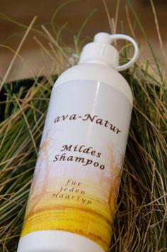 Ava Natur Mildes Shampoo 200 ml