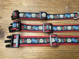 Halsband 'Strüssli' rot
