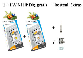 1+1 WINFLIP Digital gratis Kunden-Weihnachtsangebot