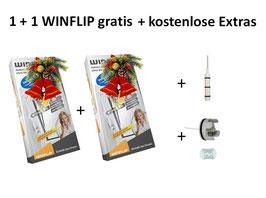 1+1 WINFLIP gratis Kunden-Weihnachtsangebot