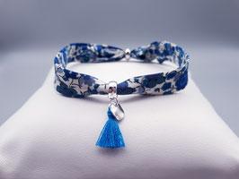 Bracelet CLARISSE/EMMA ET GEORGINA BLEU