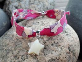 Bracelet QUITTERIE/ETOILE
