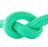 Halsband 12 mm Fettleder mint