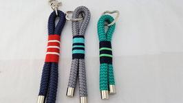 Tau Schlüsselangänger Länge ca. 14 cm mit Endkappen