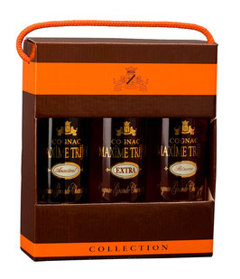 Maxime Trijol grande champagne 3 Pack